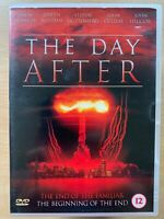 The Day After DVD 1983 Cold War Nuclear Holocaust Drama Classic w/ Jason Robards