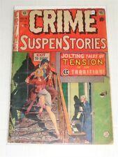 CRIME SUSPENSTORIES #18 FR (1.0) RESTORED FEBRUARY 1997 EC COMICS