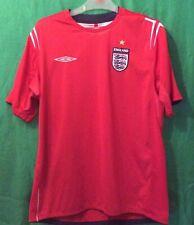 ENGLAND UMBRO  AWAY Football SHIRT 2004-06, MENS Large