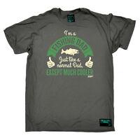 Fishing T-Shirt Funny Novelty Mens tee TShirt - Im A Fishing Dad