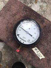 Weksler Instruments Pressure Gauge 45 Diameter 200 Psig Steampunk Props