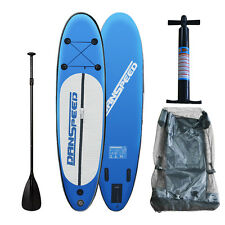 Summer Stand Up Paddle Board SUP Inflatable Paddleboard Kayak Surf Board w/Bag