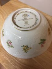 LENOX Fine Ivory China CONSTITUTION PATTERN Centerpiece or Salad Bowl USA
