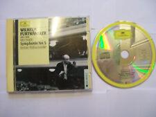 FURTWÄNGLER/BRUCKNER Symphonie No.5 - 1989 EU CD REMASTERED – BARGAIN!