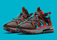 NIKE AIR MAX 270 BOWFIN MEN SIZE 8.0 TO 12.0 DARK RUSSET NEW COMFORTABLE STYLE