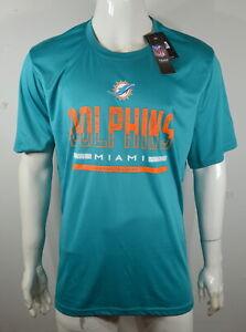 Miami Dolphins Team Apparel T shirt 2XL Combine Training NWT