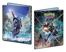 Pokemon Necrozma / Tapu Fini Album 9 Pocket Portfolio Binder Burning Shadows GX