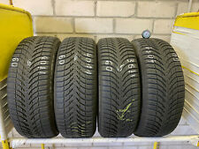 4x Winterreifen Michelin Alpin A4 205/55 R16 91T M+S 60 6,0-6,5mm