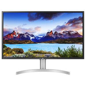 """LG 32UL750-W UltraFine 32"""" 4K UHD LED Monitor (31.5"""" Diag.)"""
