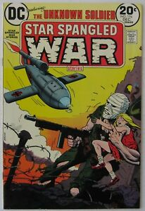 Star Spangled War Stories #176 (Dec 1973, DC), VFN, child in peril cover