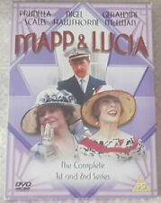 DVD Mapp And Lucia Collection - The Complete 1st & 2nd Series [DVD] [1985]