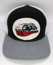 Vintage LIL' Hustler Datsun Truck Patch on Richardson 112 Trucker Snapback Hat