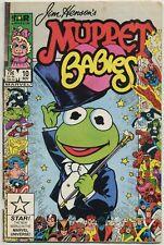 Jim Henson's Muppet Babies 10 Marvel 25th Anniversary Issue