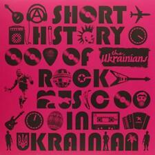 The Ukrainians-A Short History of Rock Music dans Ukrainian (NEW VINYL LP)
