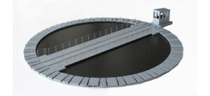 Lenz 45060 Turntable, Corner Of Way 11,25° Scale Or