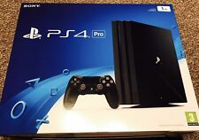Sony PS4 Pro 1TB 4K Konsole-schwarz