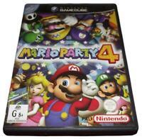 Mario Party 4 Nintendo Gamecube PAL *Complete*