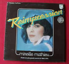 Mireille Mathieu, chante ses plus grands succés de 1966 à 1976, LP - 33 Tours