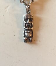 Silver Tribal Charm Vintage/Antique Rare Sterling