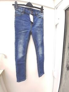 Next, Boys Skinney Stretch Denim Jeans. BNWT 11yrs