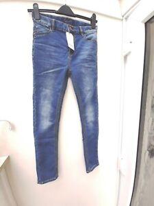 Next, Boys Skinney Stretch Denim Jeans. BNWT 11yrs