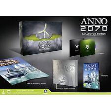 Anno 2070 Collectors Edition pour PC DVD-ROM par Ubisoft, 2011, stratégie
