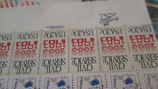 US Discounted Postage 401x 20c stamps MNH Face $80.20