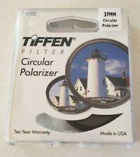 Tiffen 37mm Circular Polarizer Filter 37CP