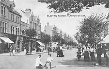 POSTCARD    ESSEX   CLACTON  ON  SEA   Electric  Parade