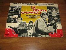 SOGGETTONE,1962 LA BANDA CASAROLI TOMAS MILIAN SALVATORI BRIALY VANCINI,Bologna