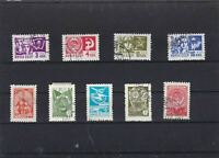 RUSSIA  MOUNTED MINT OR USED STAMPS ON  STOCK CARD  REF R1002