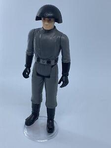 Vintage Kenner Star Wars 1977 Hong Kong Death Squad Commander Action Figure