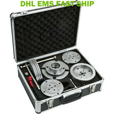 "High quality 5.5"" / 140mm Wood Lathe Chuck Set with Aluminum Case FAST SHIP"