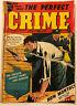 The Perfect Crime #7 - Pre-Code 1949 Horror / Crime Comic