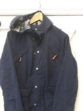 POLO Ralph Lauren Navy Blue Boys' Showerproof Coat