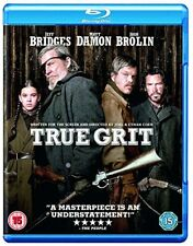 True Grit [Blu-ray] [2011] [Region Free] [DVD][Region 2]