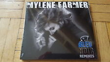 MYLENE Farmer-bleu noir remixé MAXI CD still sealed!!!