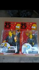 NECA Simpsons 25th Anniversary Penn and Teller figures