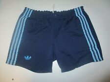 Short ADIDAS goal vintage marine nylon made in France années 80 VENTEX 85 M