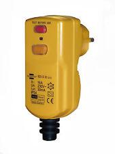 FI Personenschutz Schalter Personen FI Stecker zum montieren brennenstuhl