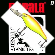 Vintage Rapala Shad Rap Deep Runner 7cm Special Jan Eggers benutzt Irland
