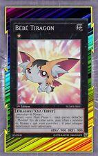 Bébé Tiragon NUMH-FR051 Terre Dragon XYZ Effet Niveau 1