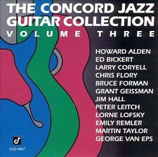 Various Artists : Concord Jazz Guitar Collection, Vol. 3 CD