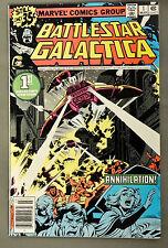 Battlestar Galactica (TV) 1st & 2nd & 3rd Issue