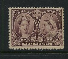Canada  57  Mint   catalog $120.00    x013