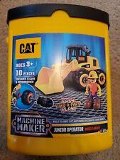 CAT Catapiller  Machine Maker Wheel Loader 149 Pcs CAT Machines SEALED New