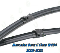 Windshield Wiper Blades For Mercedes-Benz C Class Set Of 2 OEM Quality USCG