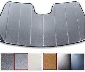 CoverCraft Folding Sun Shade for Kia Vehicles Heat Wind Shield Screen Bag