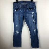 Lucky Brand Women's Sienna Tomboy Jeans Size 4 Distressed
