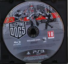 SLEEPING DOGS - PLAYSTATION 3 - PAL ESPAÑA - SOLO BLU RAY